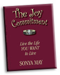 The Joy Commitment by Sonia May